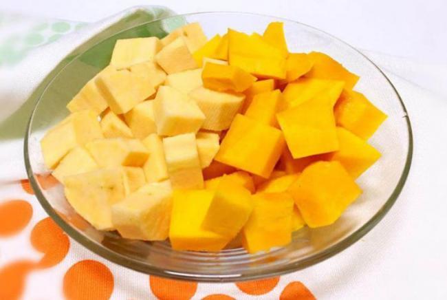 我們在吃南瓜的時候哪四類食物不能碰? 第2张