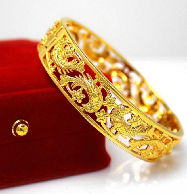 金條與金飾哪個更保值? 第1张