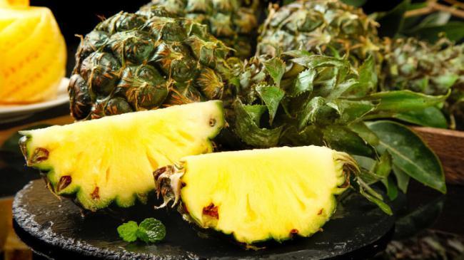菠蘿不要直接用鹽水泡,教你處理菠蘿的正確方法 第1张