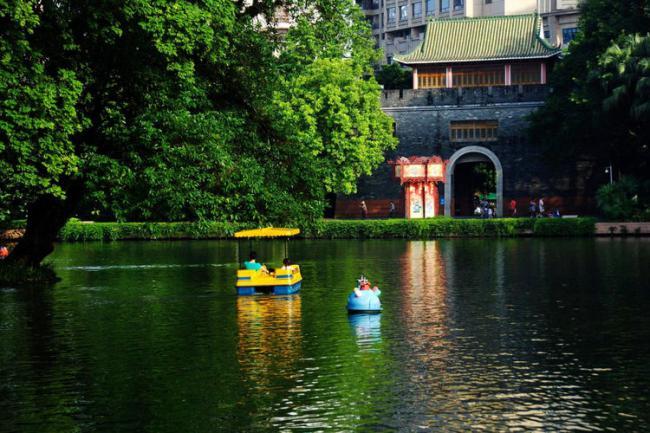 廣州八大景大家知道有哪些嗎?從古至今有哪些景點曾上榜? 第5张