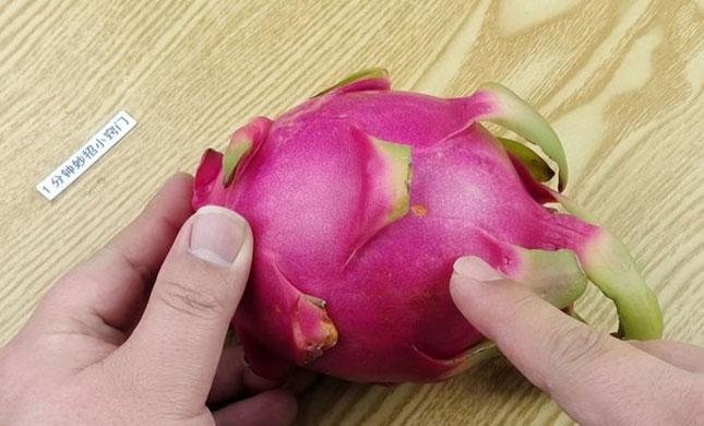 如何挑選新鮮又果肉偏甜的火龍果? 第4张