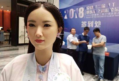 女性機器人上市後為什麽遭到眾多女性的抵制? 第4张