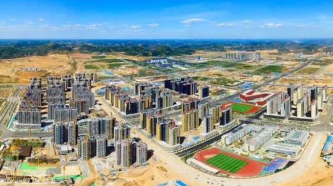 陜西延安新區:在大山環境中建設起來的一座城市 第4张