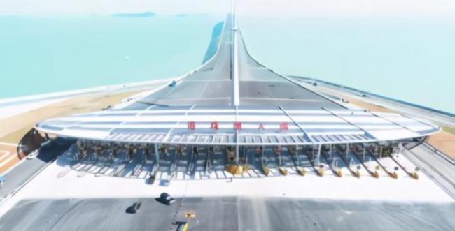 投資了上千億的港珠澳跨海大橋為什麽私家車稀少? 第3张