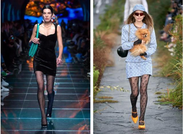 絲襪和高跟鞋怎麽搭配才好看?這兩個單品怎麽搭一起? 第1张