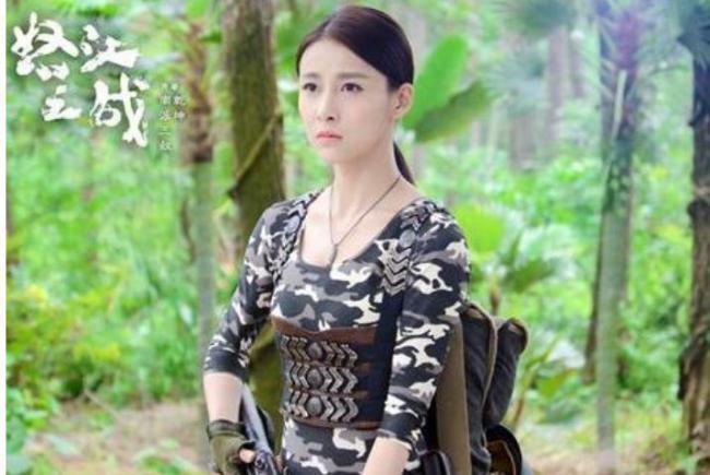 賈青被稱為娛樂圈最幹凈的女星, 不炒作靠自己的實力走紅 第4张