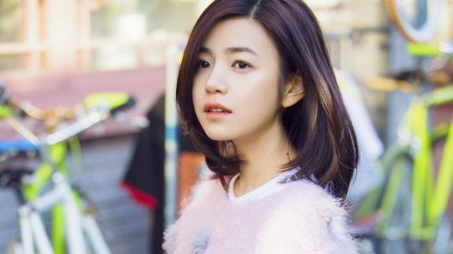 陳妍希長相漂亮可愛,這麽有魅力難怪陳曉會喜歡她 第1张