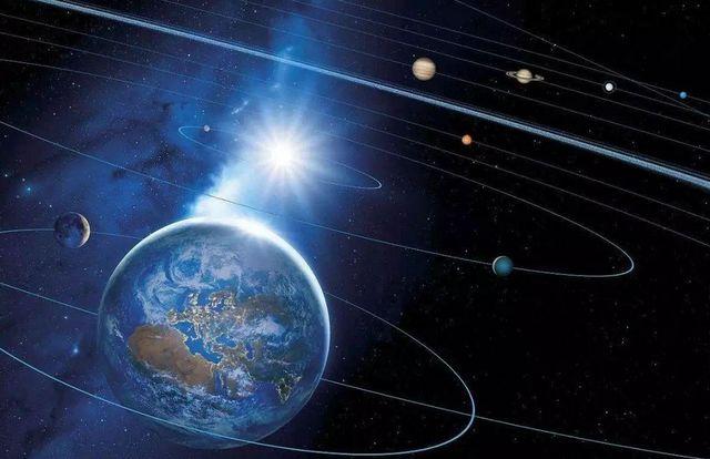 為什麽太陽系中的行星都是球形的,背後有什麽科學原理? 第3张