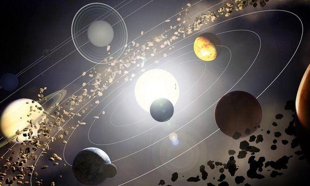 為什麽太陽系中的行星都是球形的,背後有什麽科學原理? 第4张