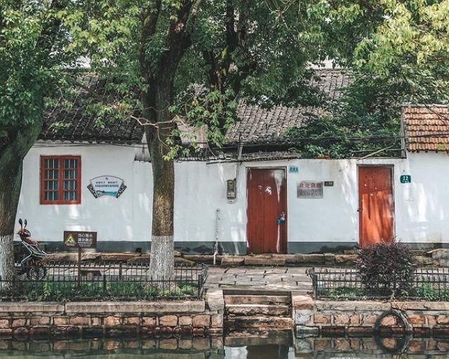 上海金澤古鎮,歷史久遠仍保持著傳統江南小鎮的風光 第2张