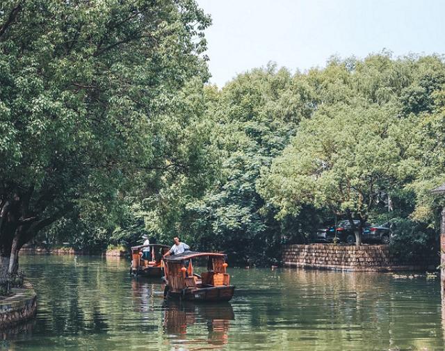 上海金澤古鎮,歷史久遠仍保持著傳統江南小鎮的風光 第4张