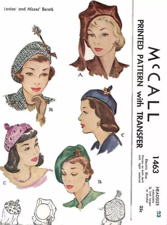 貝雷帽是女孩的穿搭神器,就連男明星也為貝雷帽打CALL 第6张