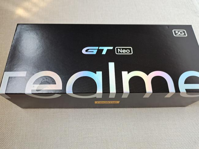 天璣1200旗艦芯片手機 realme GT Neo 使用體驗 第1张