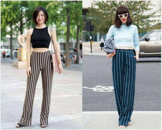 這些高腰穿法讓你輕松穿出大長腿的效果 第7张