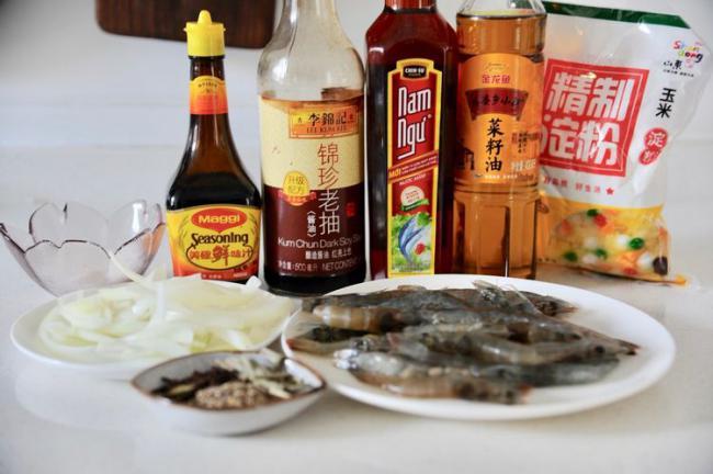 大蝦好吃的做法,加入黑胡椒燉煮入味,鮮美可口 第3张