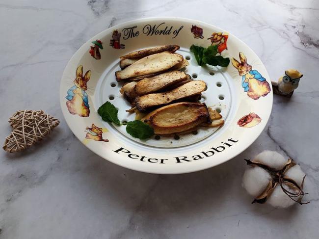 """松茸是蔬菜中的""""愛馬仕"""",營養高,雖然貴但值得 第1张"""