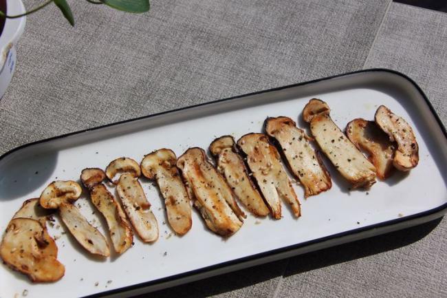 """松茸是蔬菜中的""""愛馬仕"""",營養高,雖然貴但值得 第2张"""