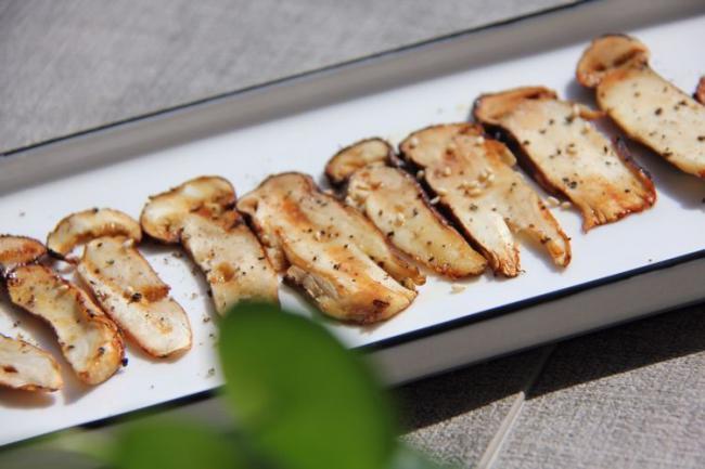"""松茸是蔬菜中的""""愛馬仕"""",營養高,雖然貴但值得 第3张"""