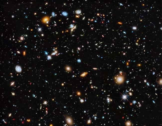 宇宙中在可觀測的範圍內到底有多少個星系? 第4张