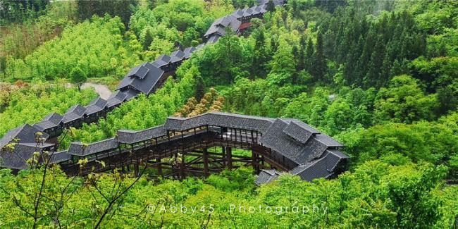 北緯30度中國最美的地方之一:恩施大峽谷 第4张