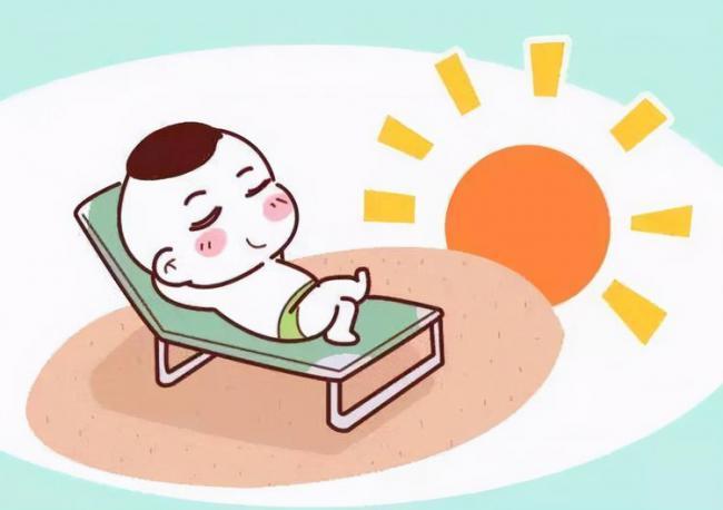 夏天寶寶要如何防曬?如果曬傷了怎麽辦? 第2张