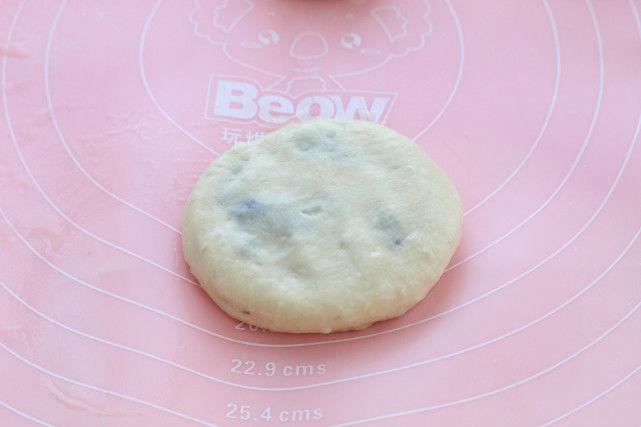 山藥紫薯餅香甜可口營養豐富,做法簡單又健康 第8张