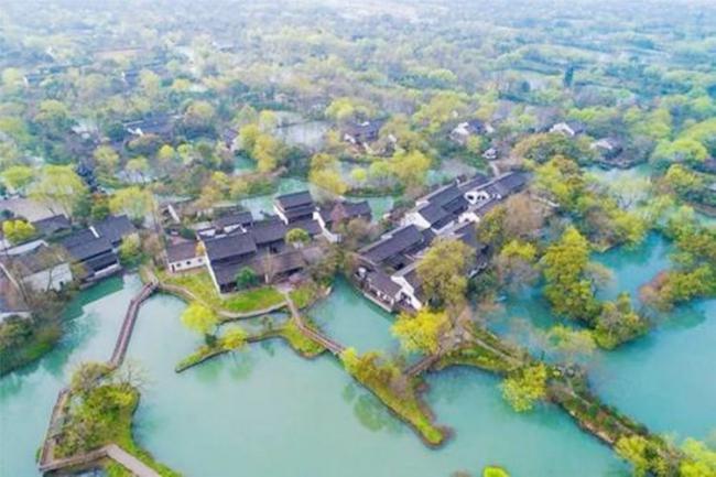 """杭州西溪5A級濕地公園,杭州知名""""三西""""之一 第1张"""
