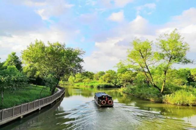 """杭州西溪5A級濕地公園,杭州知名""""三西""""之一 第3张"""