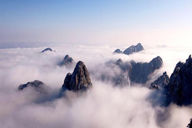 安徽黃山風景區,人們贊不絕口地位超過五嶽 第3张