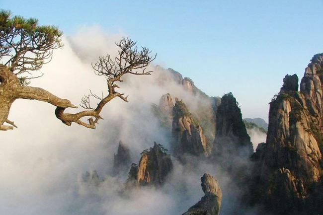 安徽黃山風景區,人們贊不絕口地位超過五嶽 第4张