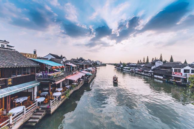 上海六大知名古鎮,遊玩的人不少你去過幾個? 第1张