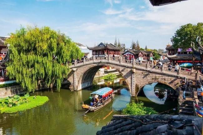 上海六大知名古鎮,遊玩的人不少你去過幾個? 第3张