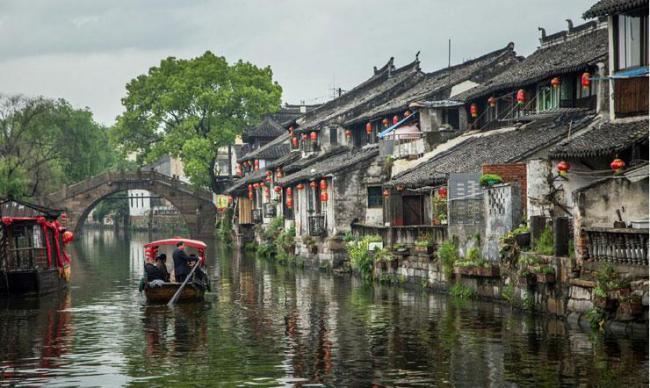 上海六大知名古鎮,遊玩的人不少你去過幾個? 第4张