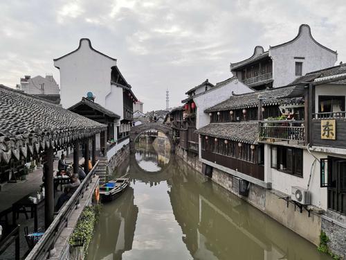 上海六大知名古鎮,遊玩的人不少你去過幾個? 第5张