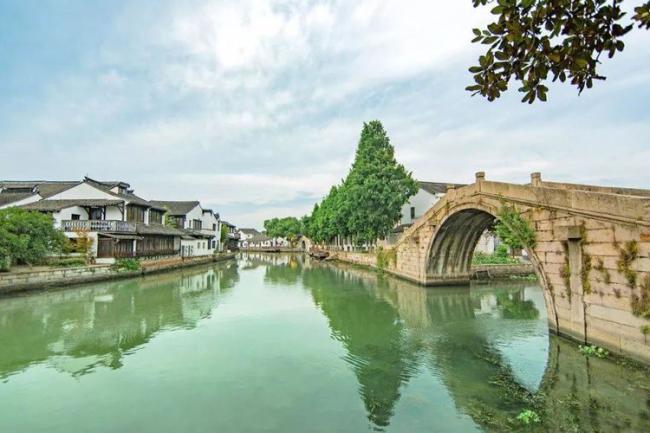 上海六大知名古鎮,遊玩的人不少你去過幾個? 第6张