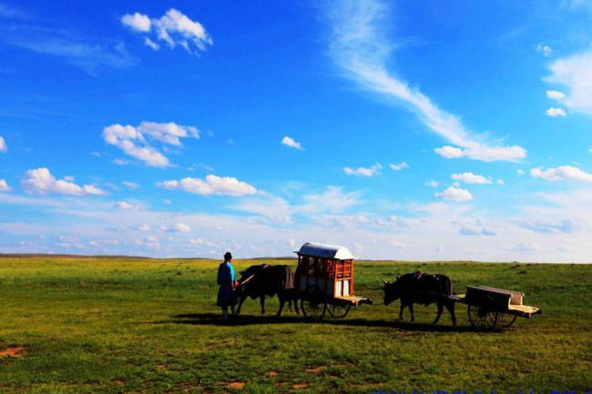 夏秋兩季來內蒙烏蘭察布旅遊,既能避暑也可以欣賞美景 第1张