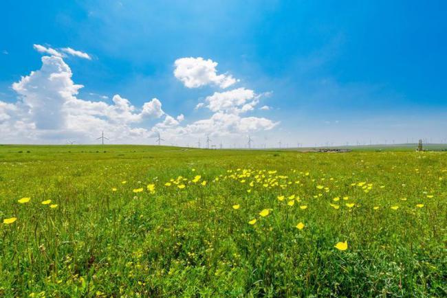 夏秋兩季來內蒙烏蘭察布旅遊,既能避暑也可以欣賞美景 第4张