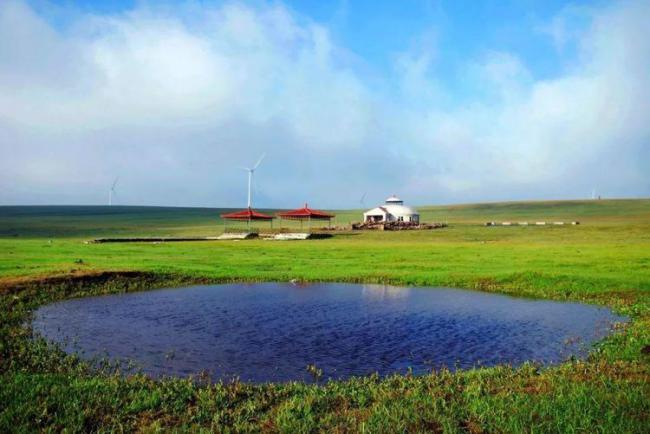 夏秋兩季來內蒙烏蘭察布旅遊,既能避暑也可以欣賞美景 第5张