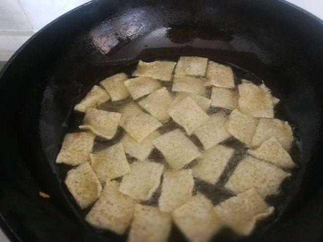 小米鍋巴的做法分享,香脆可口零添加劑 第9张